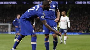 Antonio Rudiger reported hearing alleged racist abuse from an individual(s) in the South Stand
