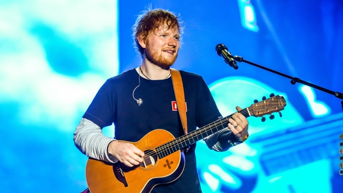 "Ed Sheeran: ""I'll be off all social media until it's time to come back."""