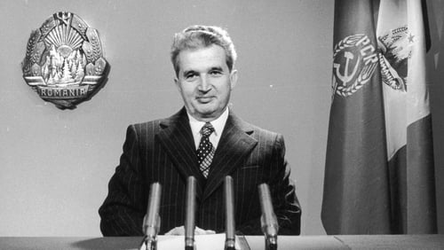 Nicolae Ceausescu ruled Romania from 1965 to 1989