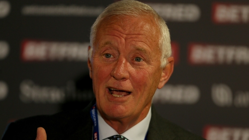 Barry Hearn said sport knows no boundaries in his opinion