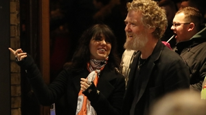 Glen Hansard with Imelda May