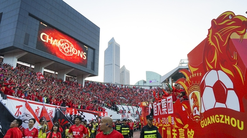 No date has been set for the new Chinese season