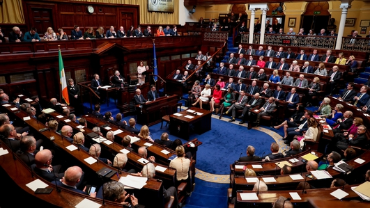 Virtual gatherings of Dáil and Seanad not permitted