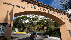 The tragedy took place on Christmas Eve at La Costa World holiday complex in the south of Spain