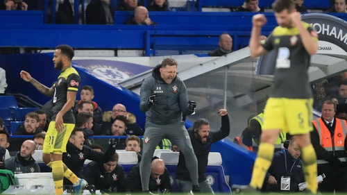 Ralph Hasenhuttl has overseen a revival of fortunes for the Saints, with four wins in their last six league outings