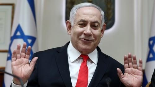 Israel's longest-serving premier,  was expected to beat rival Gideon Saar