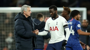 Mourinho and Ndombele