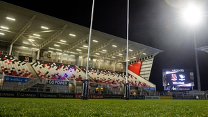 Ulster training has been stood down