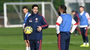 Mikel Arteta is unlikely to bring in too many new signings in January