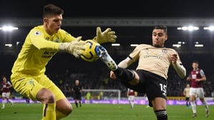 Manchester United came away with all three points