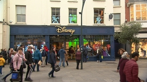 When contacted by RTÉ News the Disney Store said they were not available to comment on the matter