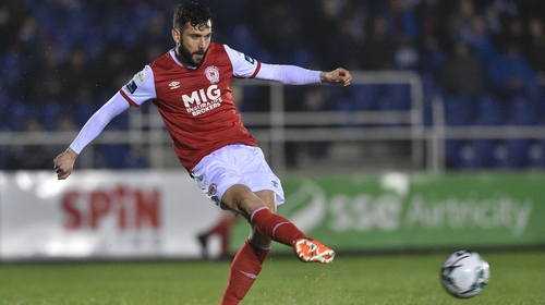 Dave Webster will play for Finn Harps in 2020