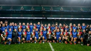 It was the first time a women's club game had been played at the home of England rugby