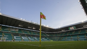 Fans returning to Parkhead will have to wait
