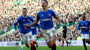 Rangers have a game in hand on Celtic