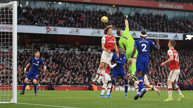Arsenal Snatch Defeat From Jaws Of Victory