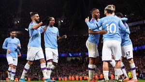 Manchester City ended Sheffield United's long unbeaten run away from home