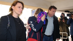 The woman (C) claimed she was put under pressure from police to change her statement