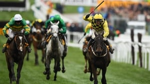 Al Boum Photo heads the field for the Cheltenham Gold Cup