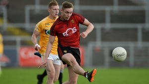 Caolan Mooney (R) is out of hospital