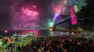 Sydney officials had been urged to cancel the celebrations due to the wildfires ravaging Australia