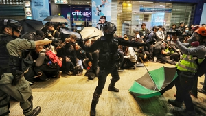 Hong Kong has been embroiled in more than six months of anti-government protests that have now spilled into 2020