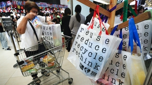 Thailand is aiming to have a complete ban on single-use plastic bags at major stores by next year