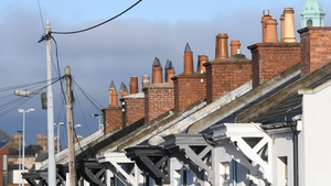 Residential property fell by 0.8% in September nationwide - the third month of falls in a row