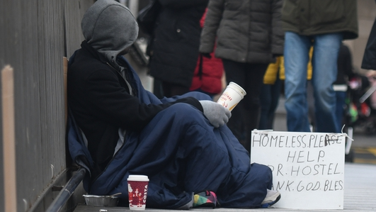 """Housing First"" policies help Finland rein in homelessness"