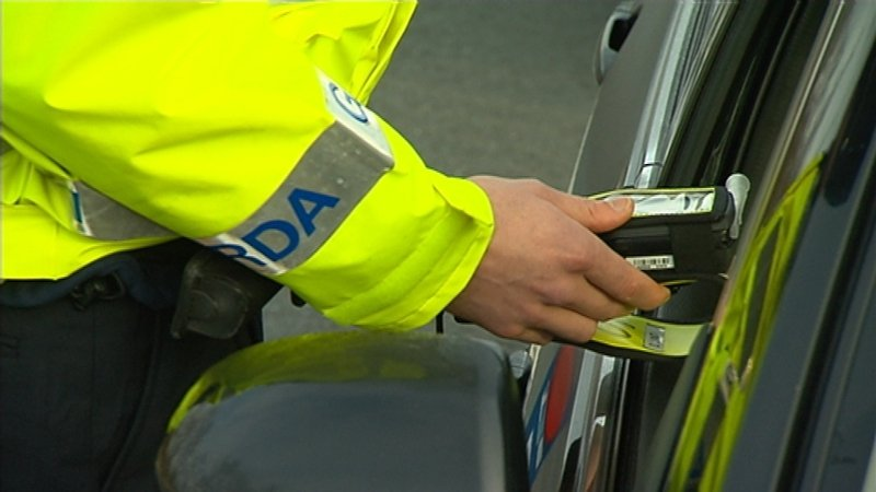 The           garda has since been released without charged (File image)