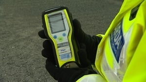 Gardai conducted almost 13,000 breath tests between 4 December and 5 January