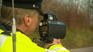 Gardaí say the operation aims to make roads safer