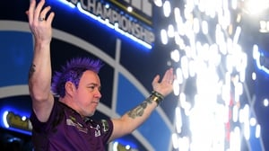 Peter Wright is the PDC World Champion