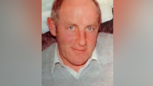 Tony Lynch was last seen in Clones, Co Monaghan, in January 2002
