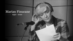Marian Finucane died at home
