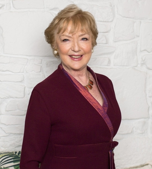 Marian Finucane pictured during a photoshoot for the RTÉ Guide late last year