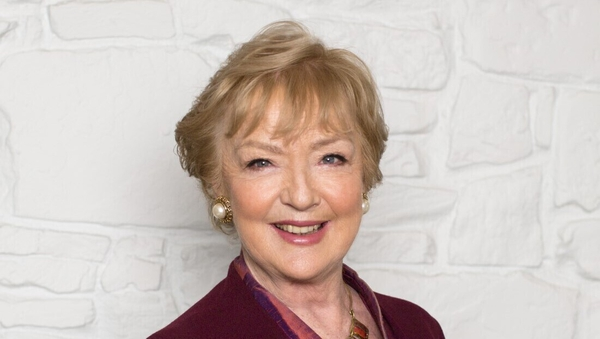 Broadcaster Marian Finucane passed away suddenly today