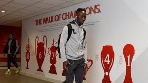 Naby Keita is the last Liverpool injury concern