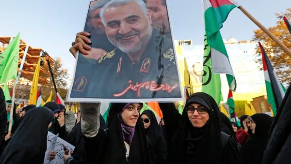 Qasem Soleimani was a revered figure in Iran