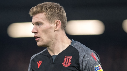 James McClean was allegedly abused during Stoke's win at Barnsley in November