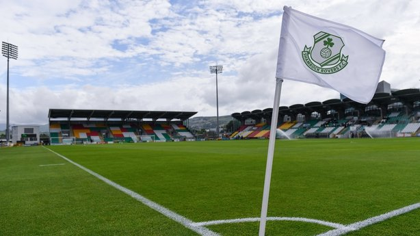 Shamrock Rovers will have a reserve team in the First Division in 2020