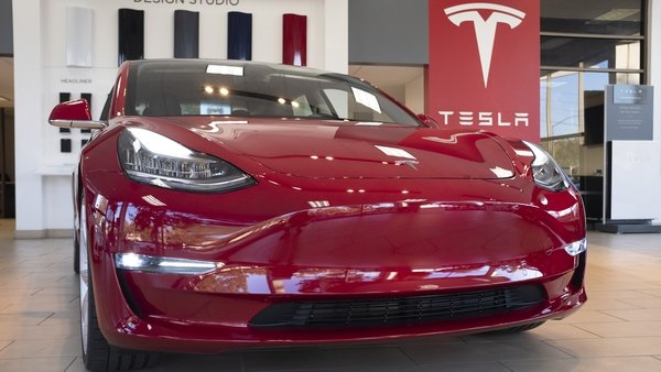 Tesla posted record vehicle deliveries in the second quarter