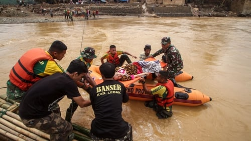 The death toll in Jakarta and surrounding areas rose to 43 as of today