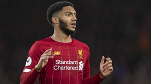 Joe Gomez: 'I love every derby and it is a special game'