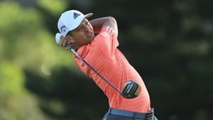 Xander Schauffele leads by one stroke at the Tournament of Champions