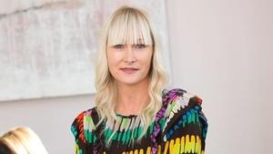 Fashion designer Helen Steele