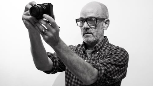 What's the frequency? Michael Stipe