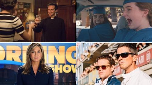 Golden Globes tonight begins the Awards, 2020 series