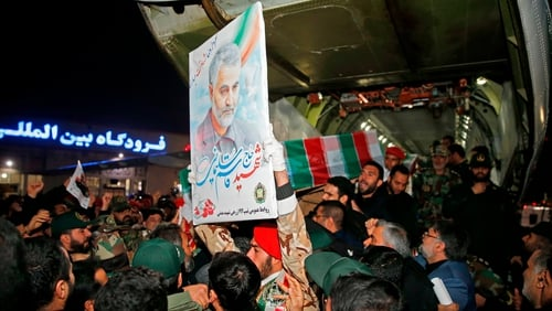 Oil prices are soaring after a US air strike in Iraq killed Iranian commander Qassem Soleimani