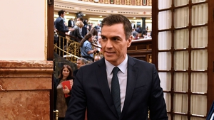 Pedro Sanchez will face parliament again on Tuesday